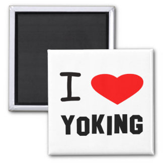 i heart yoking magnets