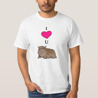I (heart) You Alot T-Shirt