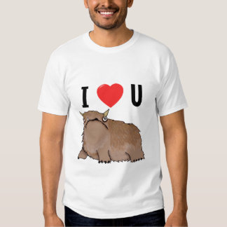 I (heart) You Alot T Shirts.png Tee Shirt