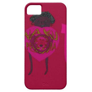 I Heart You Nakupenda Sana Happy Valentine Day Swa iPhone SE/5/5s Case