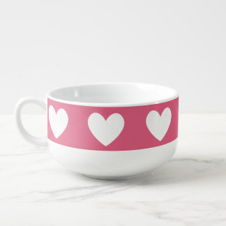 I Heart You Soup Mug