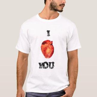 """I """"Heart"""" you T shirt"""