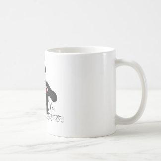 I heart you, TheKingsofHeart.com Classic White Coffee Mug
