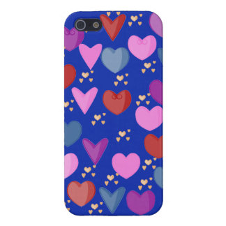 I heart you too! cover for iPhone SE/5/5s