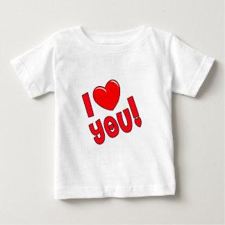 I Heart You Valentine T-shirt