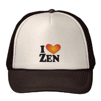 I (heart) Zen - Lite Multi-Products Trucker Hat