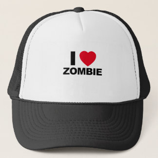 i heart zombie t shirt.png trucker hat