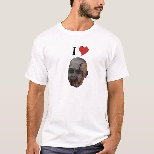 I Heart Zombies 2 T-Shirt