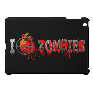 I Heart Zombies Case For The iPad Mini