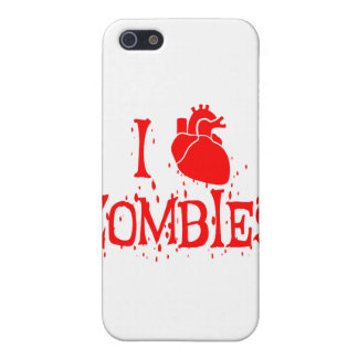 I Heart ZOMBIES Cover For iPhone SE/5/5s