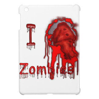 "I ""HEART"" Zombies Cover For The iPad Mini"