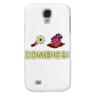 (I) (HEART) ZOMBIES! GALAXY S4 CASE