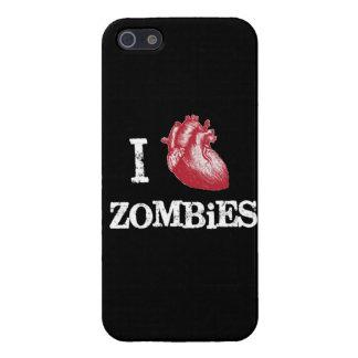 I heart Zombies heart zombie funny love bit bitten iPhone SE/5/5s Case