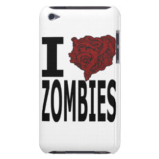 I Heart Zombies iPod Touch Covers