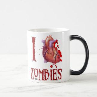 I *heart* Zombies Mug