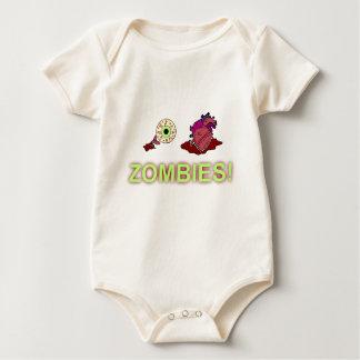 (I) (HEART) ZOMBIES! ROMPER