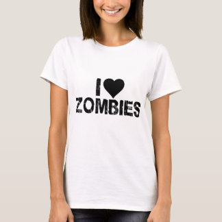 I [HEART] ZOMBIES T-Shirt