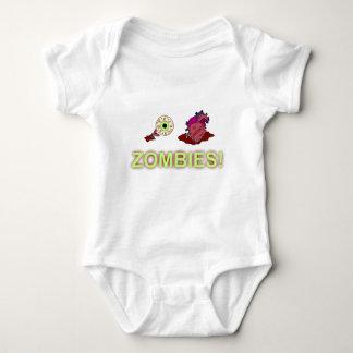 (I) (HEART) ZOMBIES! TEE SHIRTS