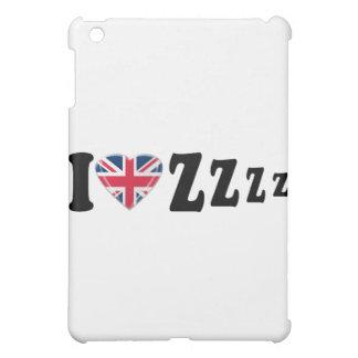 I Heart Zzzz iPad Mini Case