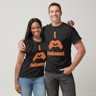 I HeartMark Halloween shirt