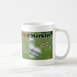 I heartomerkley, obama sign mug