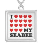 I (hearts) my Seabee Custom Jewelry