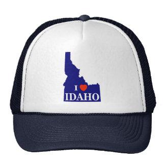 I Heat (Love) Idaho Hats