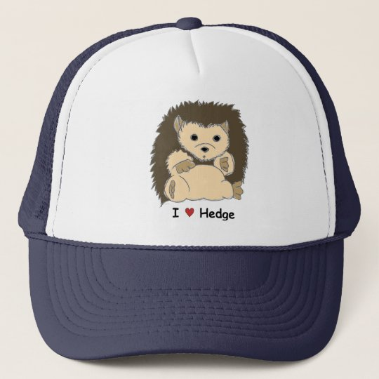 I ❤ Hedge Trucker Hat