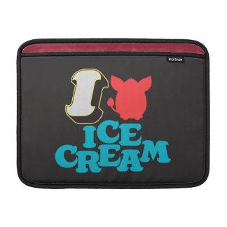 I helado de Furby Fundas MacBook