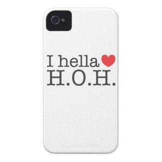 I hella love HOH Case-Mate iPhone 4 Case