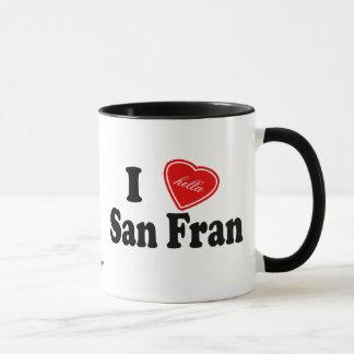 I (Hella) Love San Fran Mug