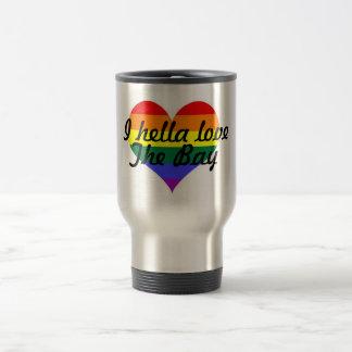 I Hella Love The Bay Mug