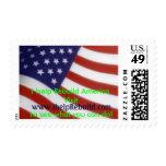 I help Rebuild - Helping Rebuild America Stamps