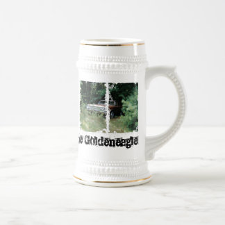 I Helped Save The Goldeneagle of Old Orchard Beach Beer Stein