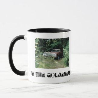 I Helped Save The Goldeneagle of Old Orchard Beach Mug