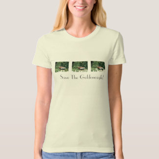 I Helped Save The Goldeneagle of Old Orchard Beach T-Shirt