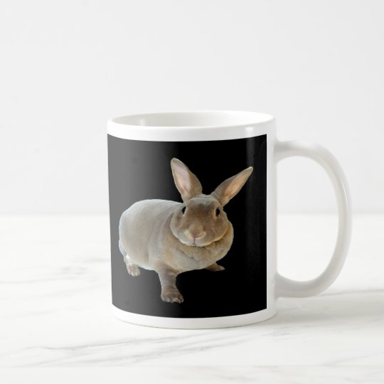 I HELPED SAVE THUMPER!! COFFEE MUG