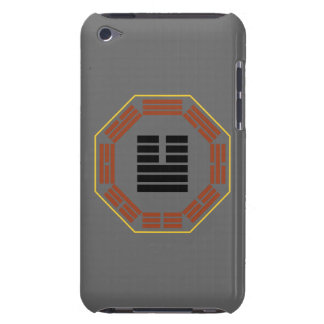 "I Hexagram 11 T'ai ""tranquilidad "" de Ching Case-Mate iPod Touch Cárcasas"