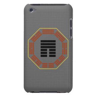 "I Hexagram 12 P'i ""obstrucción "" de Ching iPod Touch Case-Mate Funda"