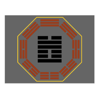"I Hexagram 17 Sui de Ching ""que sigue "" Postales"