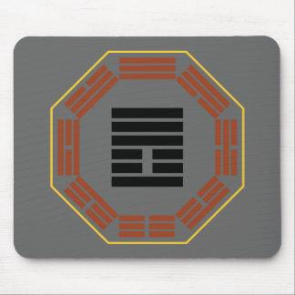 """I Hexagram 25 Wu Wang """"inocencia """" de Ching Tapete De Ratones"""