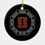 """I Hexagram 27 I """"alimento """" de Ching Ornamentos Para Reyes Magos"""
