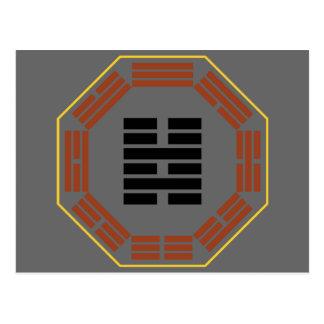 """I Hexagram 40 Hsieh """"liberación """" de Ching Tarjeta Postal"""