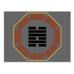 "I Hexagram 47 K'un ""opresión "" de Ching Postal"