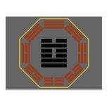 "I Hexagram 60 Chieh ""limitación "" de Ching Postal"