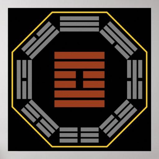 "I Hexagram 61 Chungkin Fu ""verdad interna "" de Chi Impresiones"