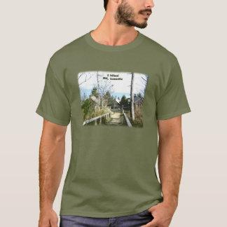 I hiked Mt LeConte / Photo Art T-Shirt