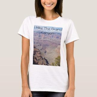 I Hiked the Grand Canyon T-Shirt