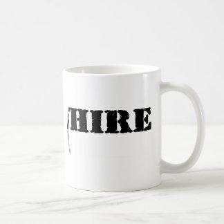 i Hire Coffee Mug