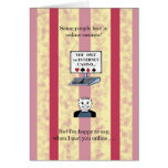 I Hit the Jackpot When I Met You -Birthday Greeting Card